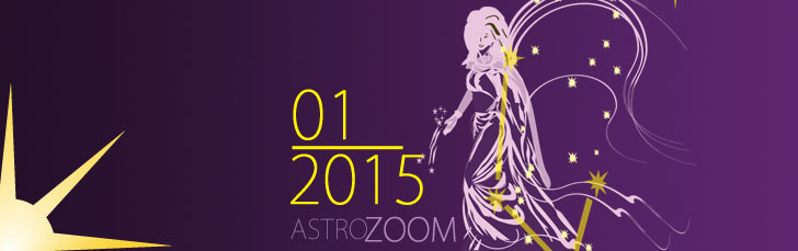 гороскопы на январь 2015