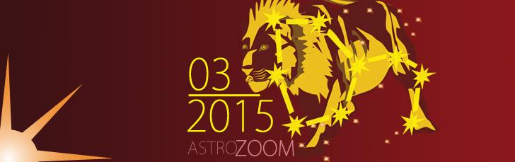 Гороскоп на март 2015 года Лев